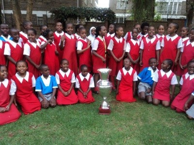 Nairobi Girls Chorale Seattle tour