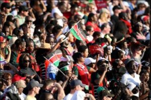 President Uhuru Nation address speaks to Kenyans in Diaspora
