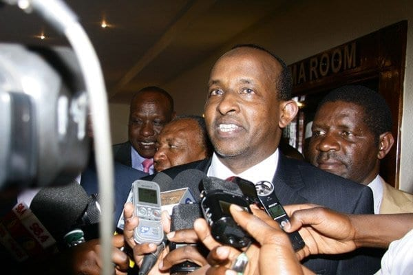 Duale faces revolt from MPs over House slots