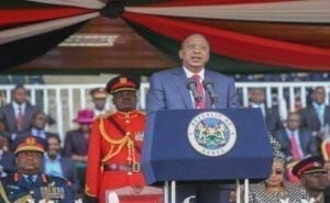 President Uhuru Kenyatta's Full statement on Changes in Government