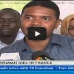 Video:Kenyan to be buried in France over lack funds to bring her body home