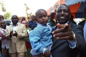 PHOTOS:How Rachel Ruto Received Baby Shower Presents for adopted baby
