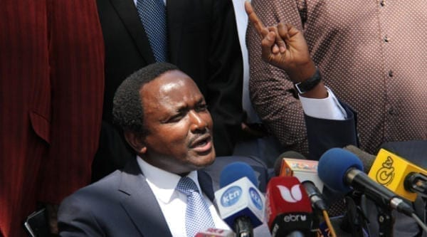 I didn't sabotage NASA 'meeting', says Kalonzo Musyoka
