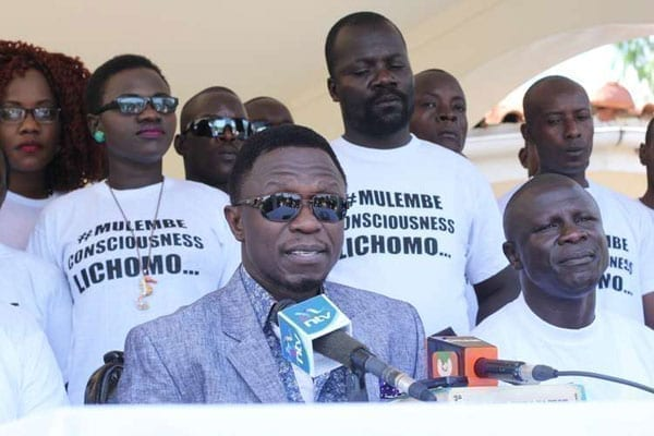 Ababu Namwamba addresses the media in Budalangi on July 17, 2016. The Budalang'i legislator said on August 7,2016 that will be launching his new political party in two weeks' time. PHOTO | TOM OTIENO | NATION MEDIA GROUP
