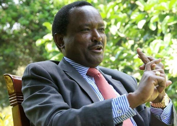 Wiper Party leader Kalonzo Musyoka during interview at his home in Nairobi on October 6, 2016. PHOTO | JEFF ANGOTE | NATION MEDIA MEDIA