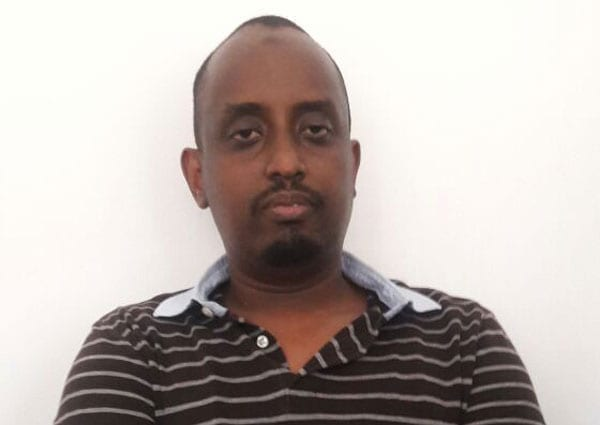A photo of Dr Abdullahi Abdulqani Allin who was arrested in Malindi on October 7, 2016 over claims that he has links to Isis. PHOTO | NATION MEDIA GROUP