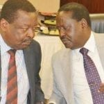 Raila Skips NASA Meeting as Mudavadi is Endorsed ANC Presidential Candidate