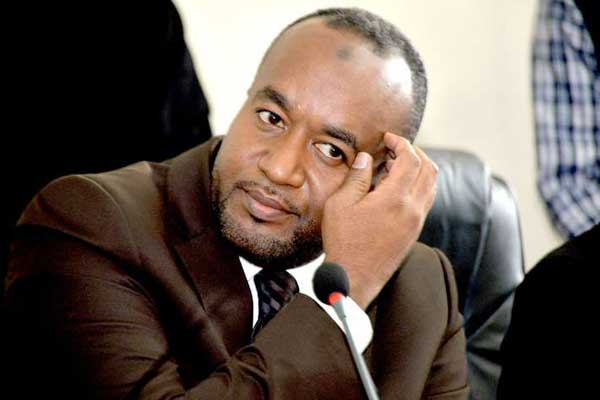 Mombasa Governor Ali Hassan Joho at a past