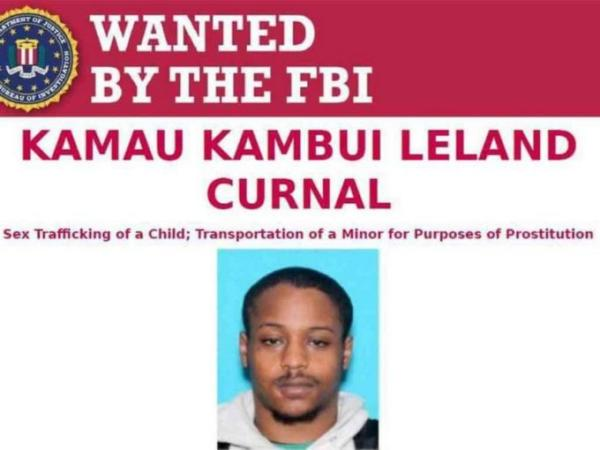 A section of the notice that appeared on FBI's website on fugitive Kamau Kambui, a man of Kenyan origin. /COURTESY