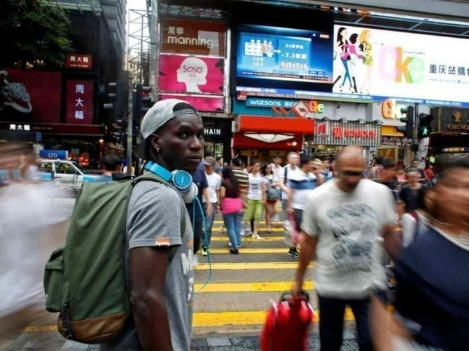 More and more African students head to China each year to study. /REUTERS