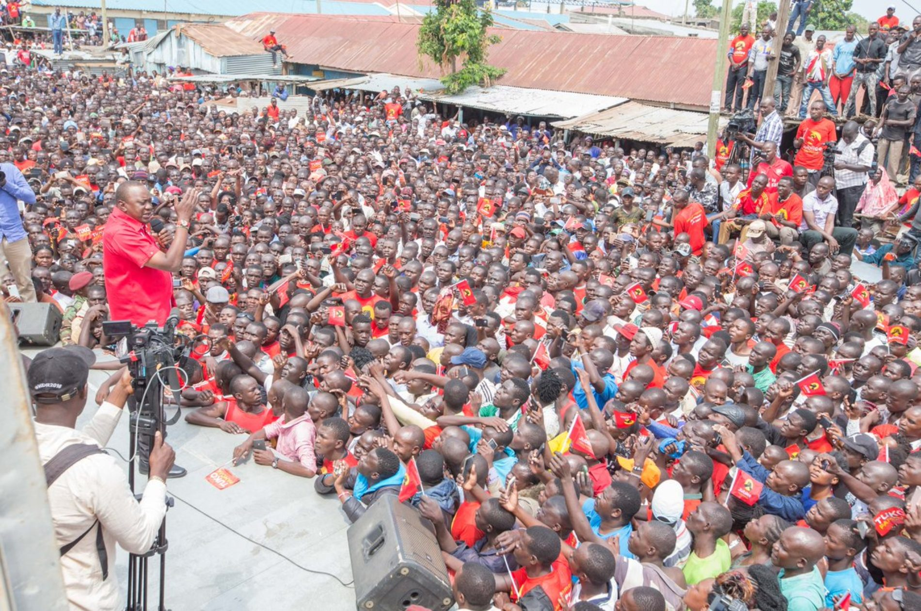 President Kenyatta to visit 14 counties in one week
