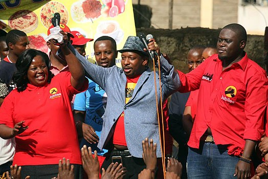 Image result for Jubilee Party clears Sonko to run for governor