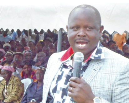 Keep off from Bomet politics, Governor Ruto tells DP