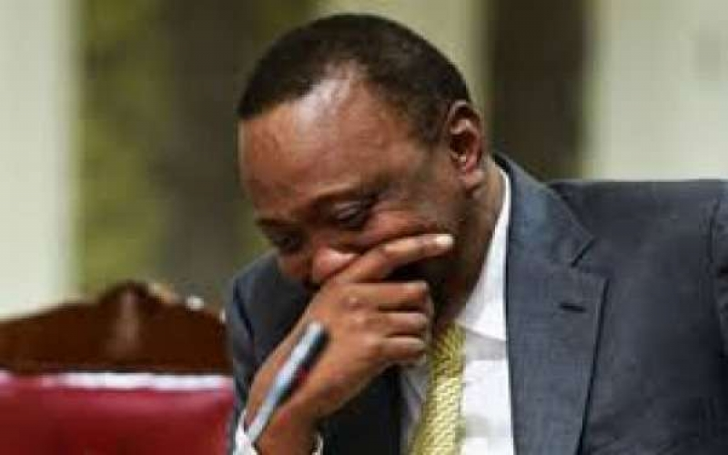 Uhuru Kenyatta might be one of the world's richest men- But why is he still fundraising?