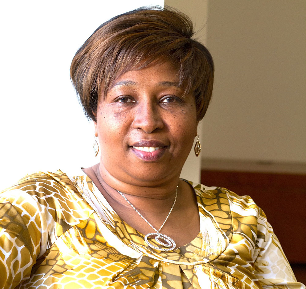 Dr. Jane Irungu, incoming director of the Southwest Center for Human Relations Studies