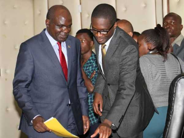 Image result for Court clears Chebukati and Chiloba to conduct October 26 repeat poll