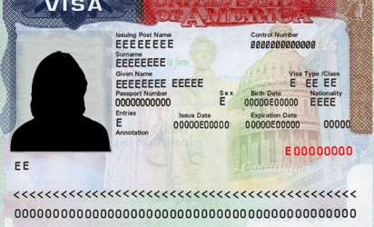 Image result for Types of US Visas Kenyan government officials are entitled to