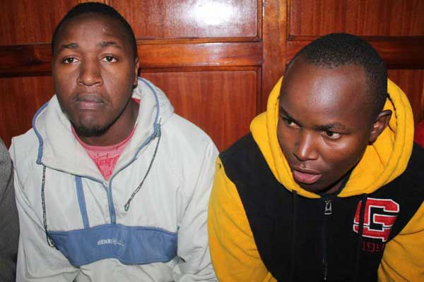 Image result for Matatu driver, tout to hang for stripping woman