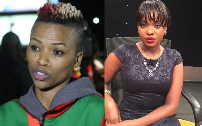 Image result for From Anne Kiguta to Janet Wanja: Confessions of celebs who walked away from domestic violence