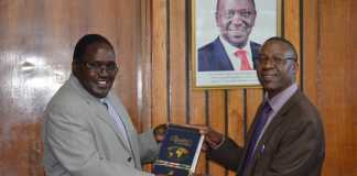 PHOTOS: Connection of AIC Church and Kenya's Presidential Swearing In