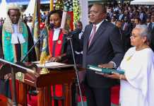 Watch All Videos on Inauguration at Kasarani and State House Ceremony