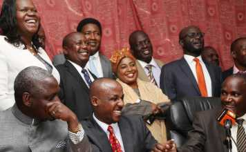 NASA left behind as MPs approve Parliamentary committee members