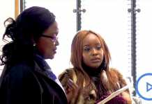 VIDEO: Kenyan girl shares her experience in the United Kingdom
