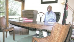Jacob Juma: The Man in the Eye of a Storm