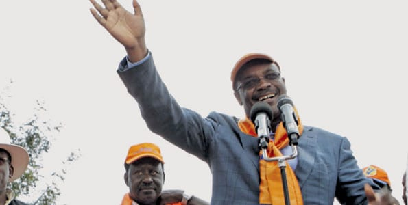 EVANS KIDERO REMAINS OUR MAN SAYS ODM