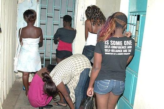 Nairobi kenya brothels Hotspots for