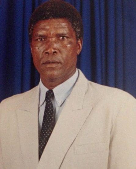 Memorial Service For Isaac Njuguna Muigai In Baltimore MD
