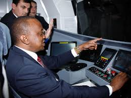Uhuru train ride