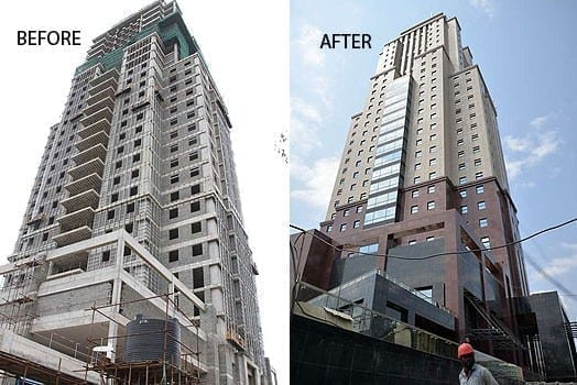 The UAP Old Mutual Tower in Upper Hill. PHOTOS   FILE