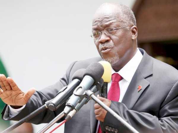 Tanzania's President John Magufuli /FILE