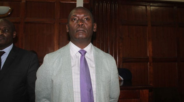 Governor Kabogo was freed on a cash bail of Sh200,000 or a surety bond of Sh500,000/CFM NEWS