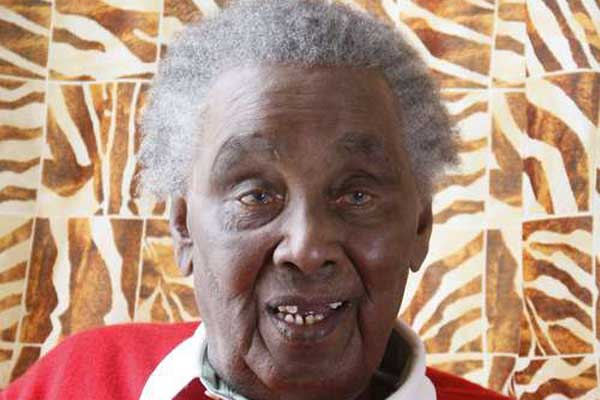 Veteran Narok politician the late William ole
