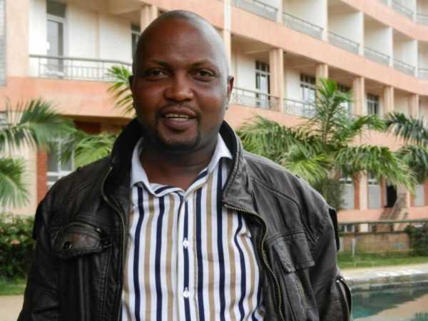 A file photo of Gatundu South MP Moses Kuria. /NG'ANG'A THAIRU