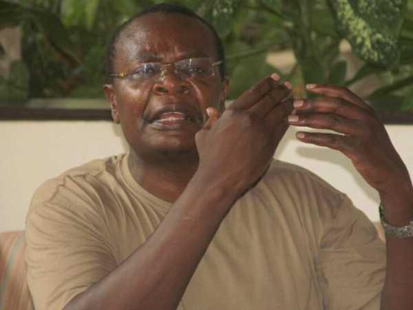 Funyula MP Paul Otuoma. /FILE