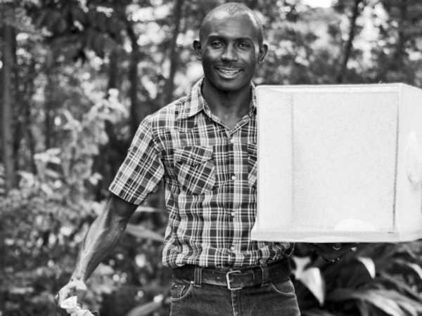 Fredros Okumu, a Kenyan-born malaria researcher, works for Ifakara Health Institute in Tanzania.