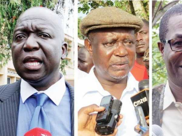 Image result for Oburu Oginga, Jakoyo Midiwo beaten
