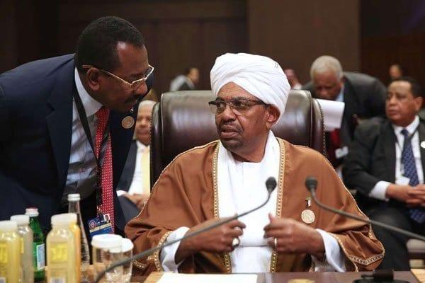 Sudanese President Omar al-Bashir. Bashir, who
