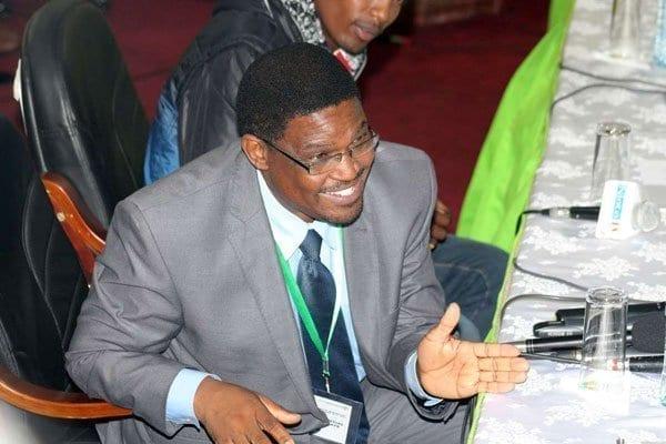 Independent presidential candidate Japhet