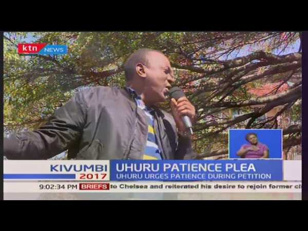 Image result for Businessman reveals how he spent over Sh12 million to campaign for Uhuru