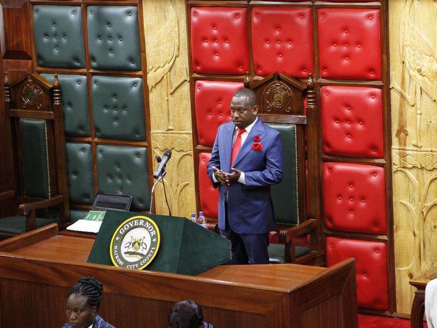 Sonko unveils Cabinet, sends home entire Kidero team, Diaspora Messenger News Media
