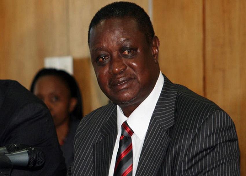 Dr Oburu Odinga
