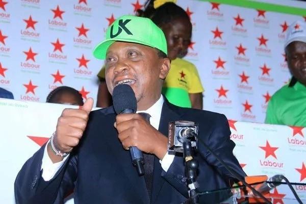 Ababu Namwamba endorses Uhuru, Ruto for re-election