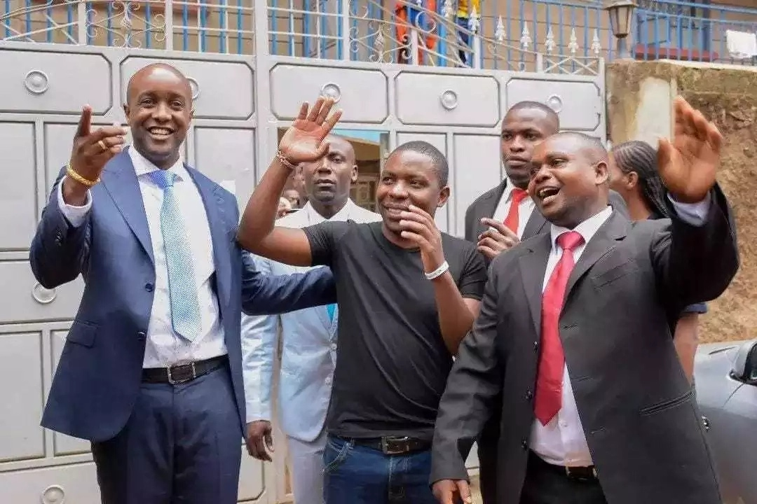 Here's how Sportpesa CEO Broke the News to the Ksh 221 Million Winner (Video)