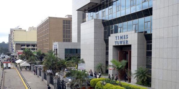 Times Towers. file photo   nmg