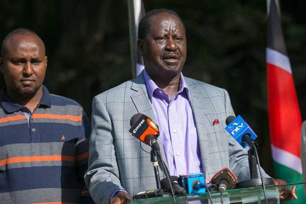 Image result for Raila Odinga kajiado