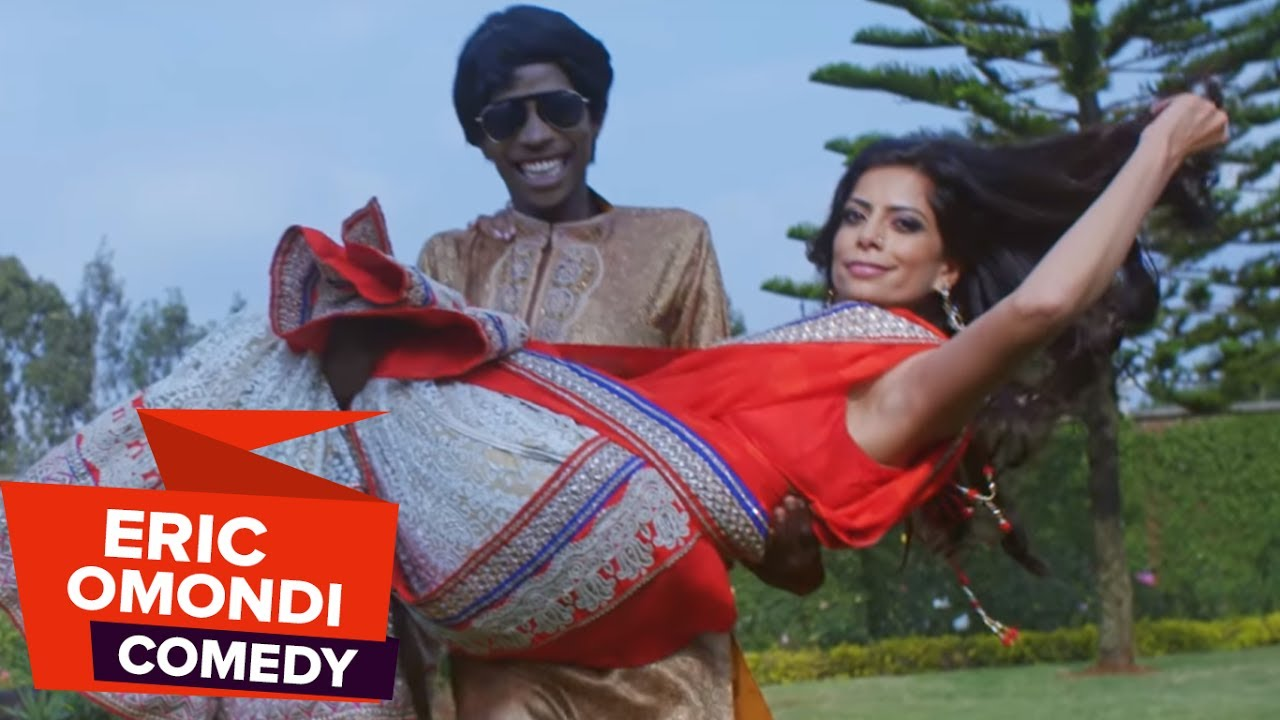 Image result for Eric Omondi releases first Indian movie featuring the best Kenyan Indian actress